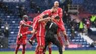 Alisson goal Liverpool 2021