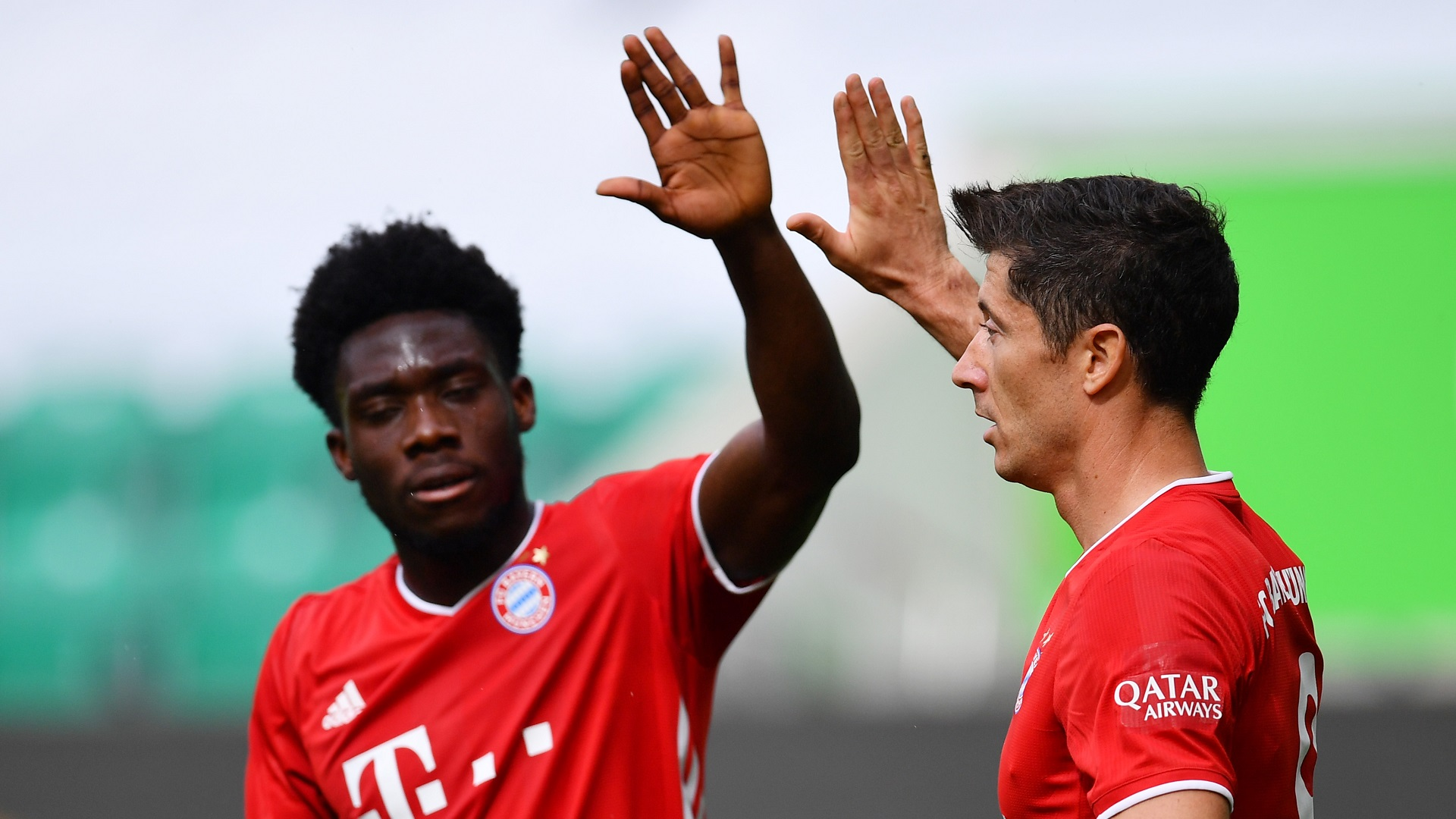 Davies: Lewandowski not winning Ballon d'Or upset Bayern players, this was his year