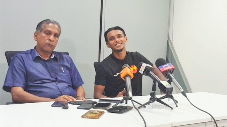 B. Satiananthan, Amri Yahyah, Selangor, 10032019
