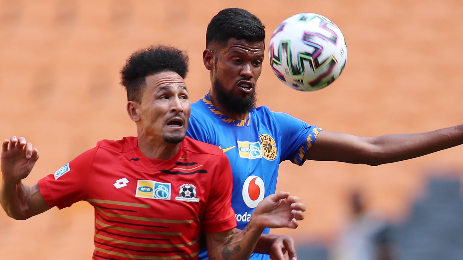 Kaizer Chiefs 2-1 Maritzburg United: Sasman inspired-Amakhosi join Orlando Pirates in MTN8 semi-finals