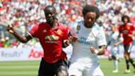 Marcelo Eric Bailly Real Madrid Man United ICC 23072017
