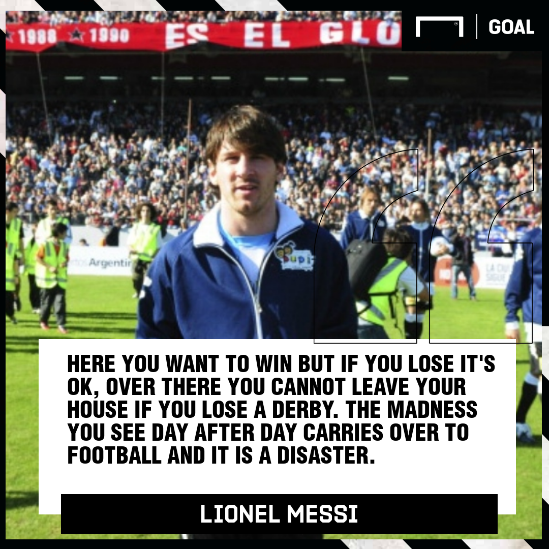 Messi PS