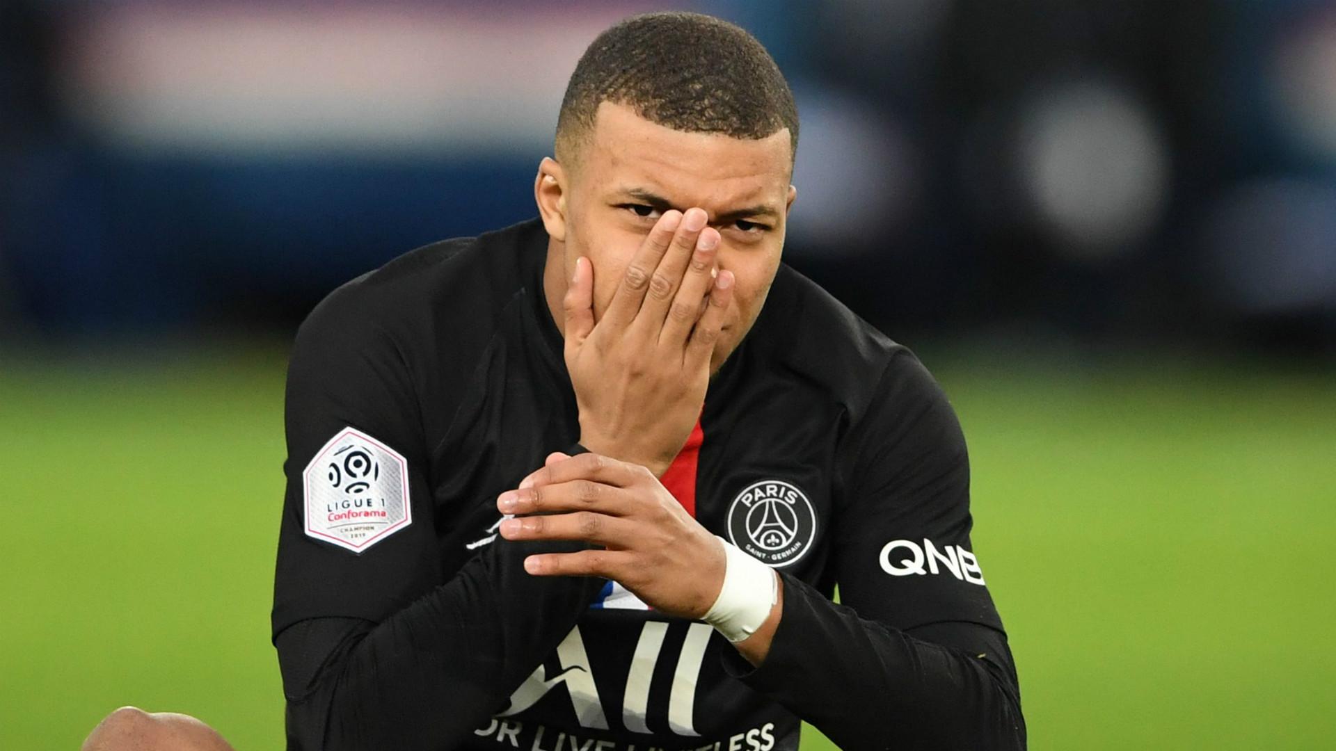 Mbappe misses PSG training through illness ahead of Dortmund clash