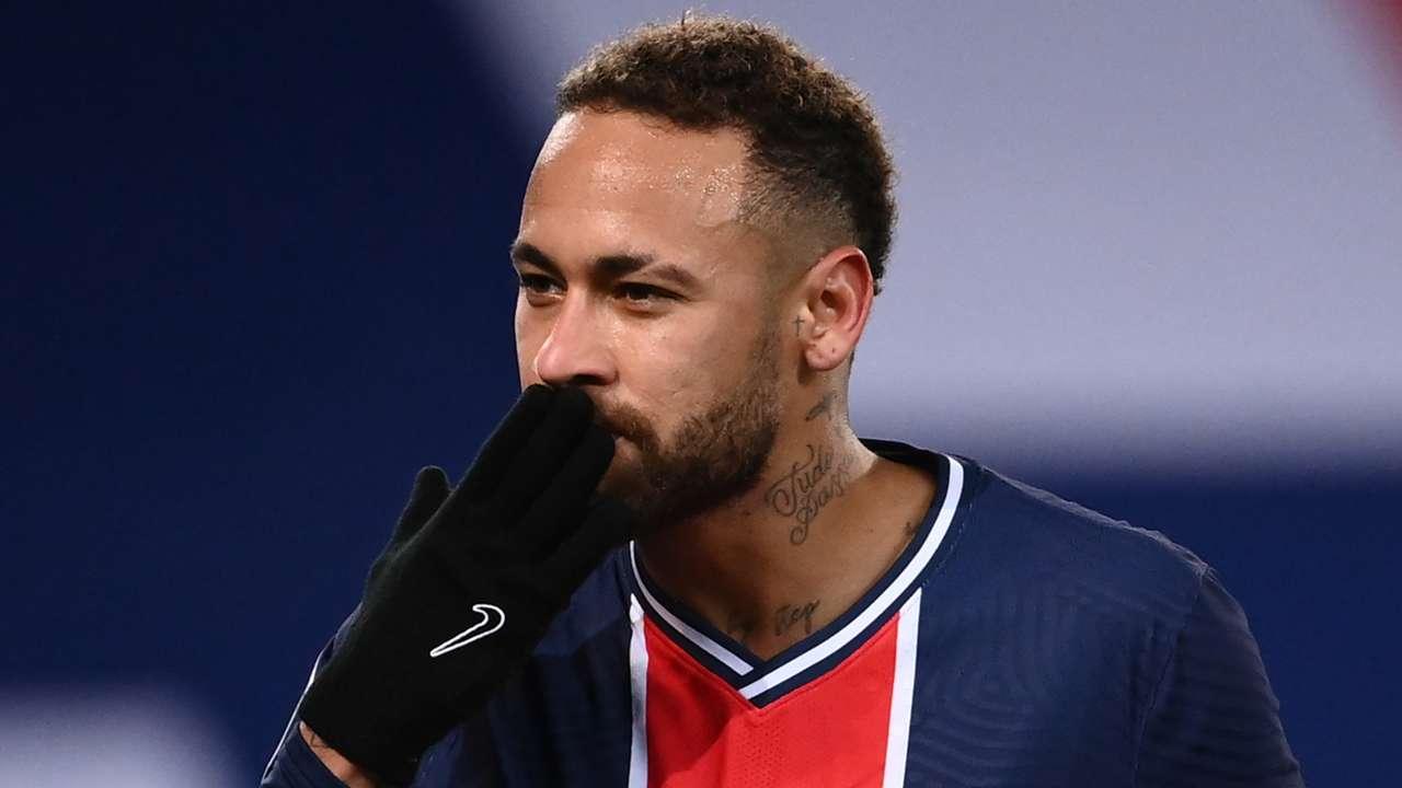 Neymar, Paris Saint-Germain 2020-21