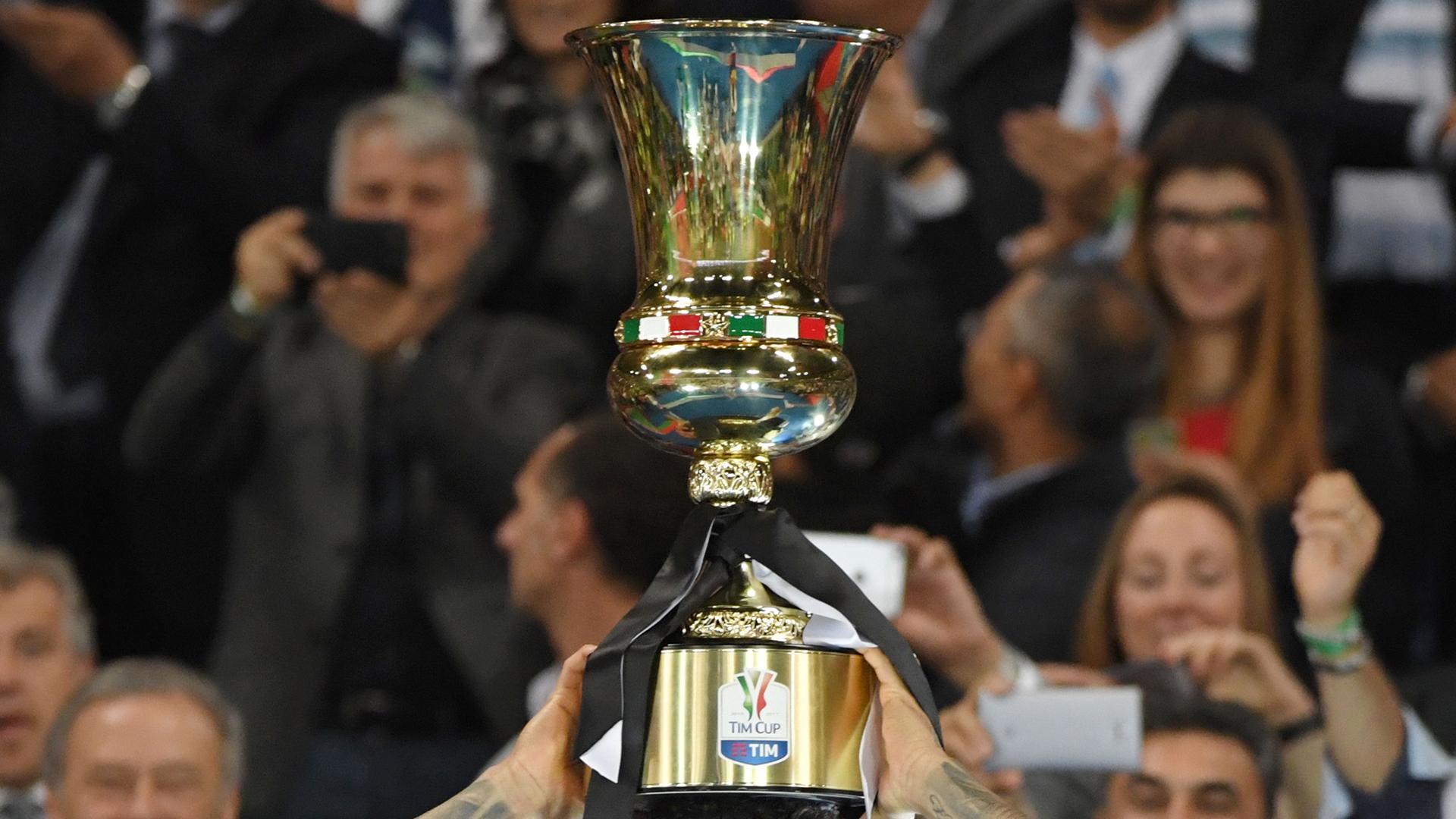 Coppa Italia 2021, tabellone, partite e calendario dei quarti