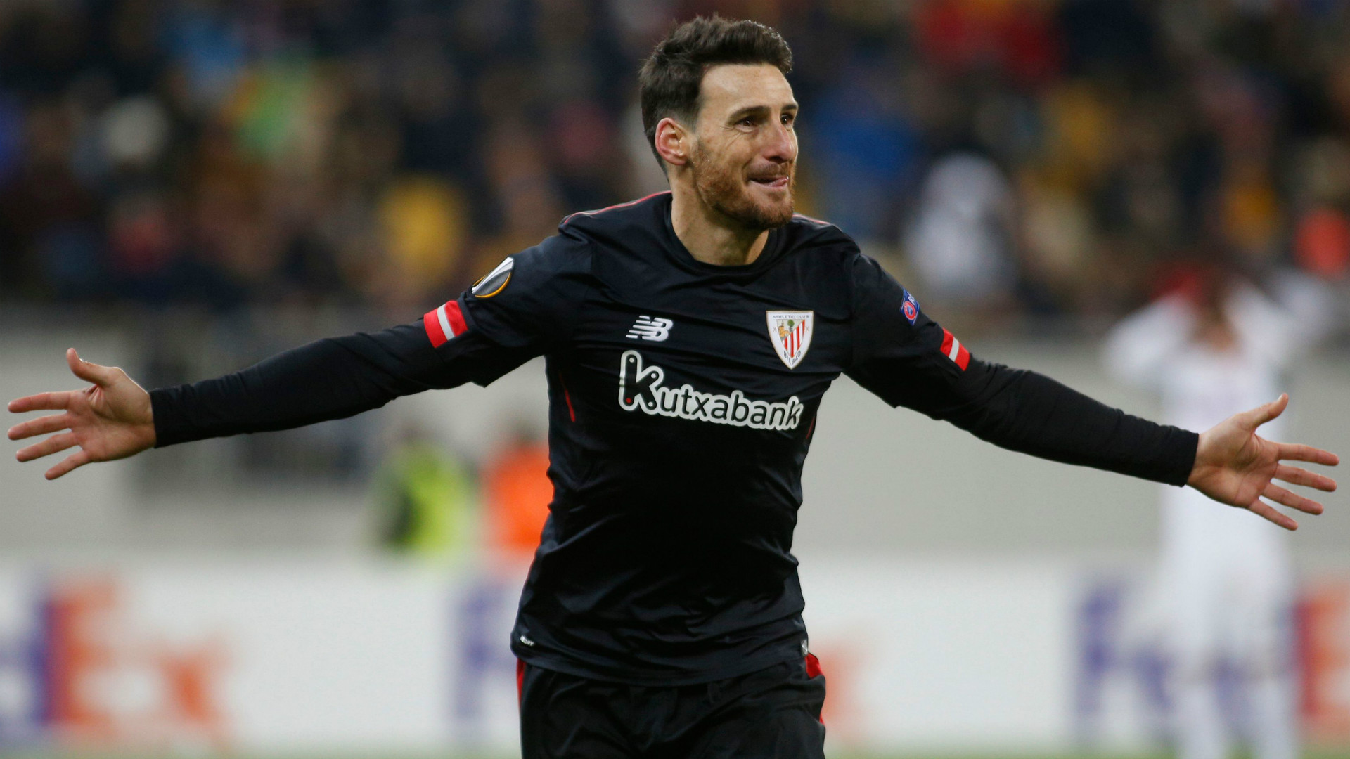 Légende du football basque, Aduriz raccroche à 39 ans