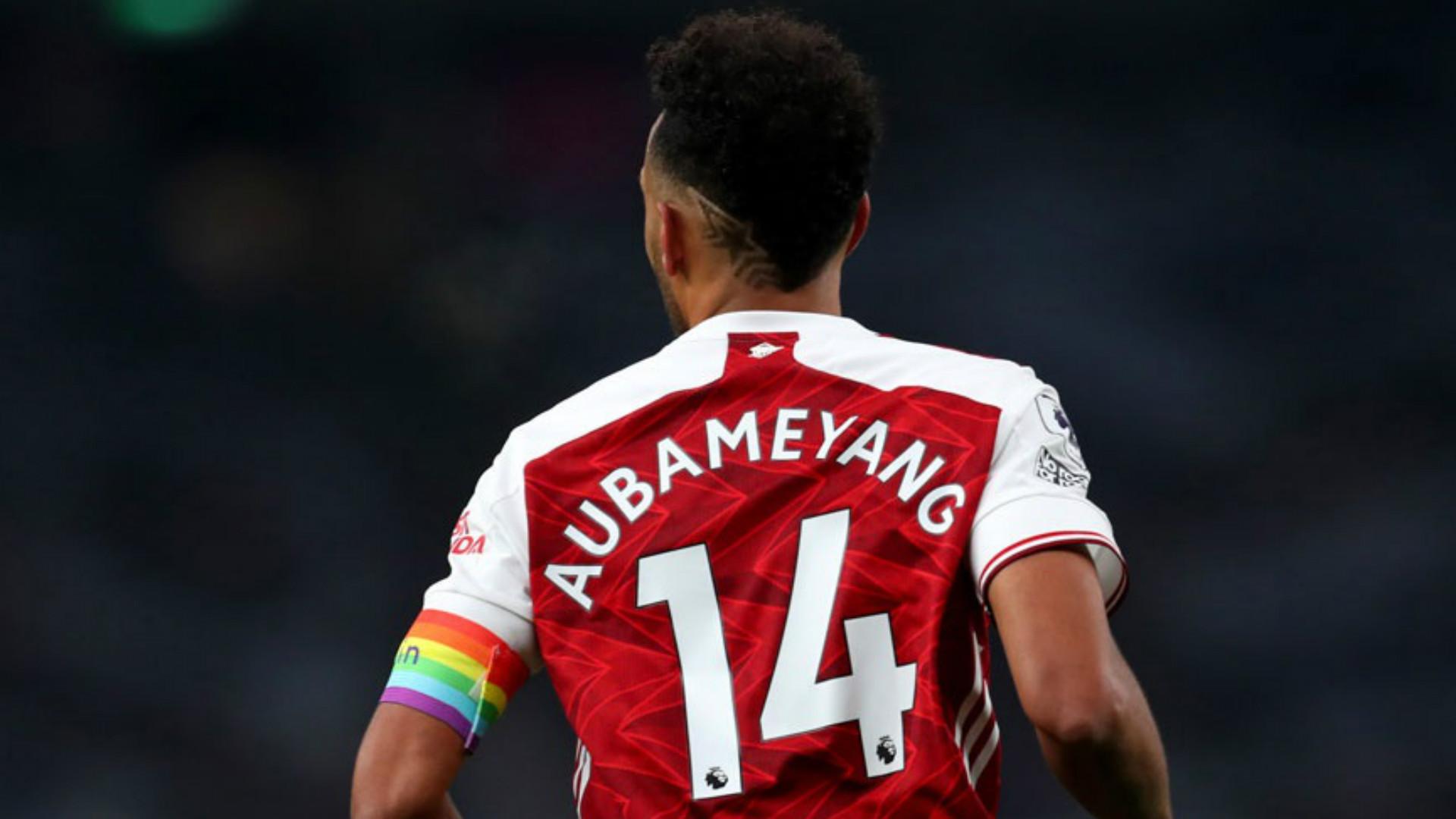 Aubameyang sort du silence et explique son absence — Arsenal