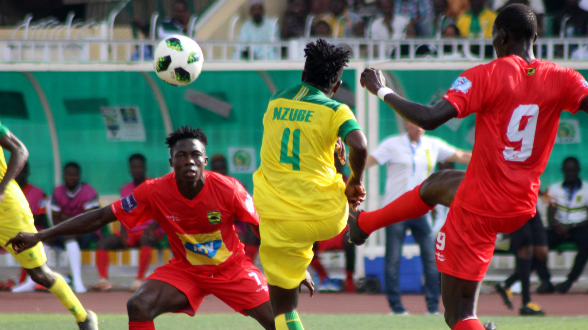Official: Asante Kotoko and Ashanti Gold to represent Ghana in 2020-21 Caf  competitions | Goal.com