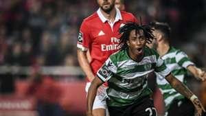 Gelson Martins Benfica Sporting Lisboa Primeira Liga 03012018
