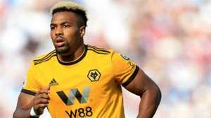 Adama Traore - West Ham vs. Wolverhampton Wanderers
