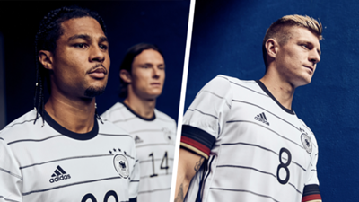 Germany Euro 2020 home kit