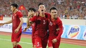 Nguyen Quang Hai vs Que Ngoc Hai |Vietnam vs Malaysia | 2022 FIFA World Cup qualification (AFC)