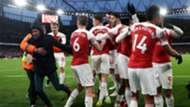Arsenal Manchester United March 2019