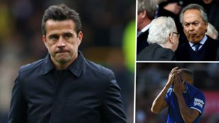Marco Silva Farhad Moshiri Everton
