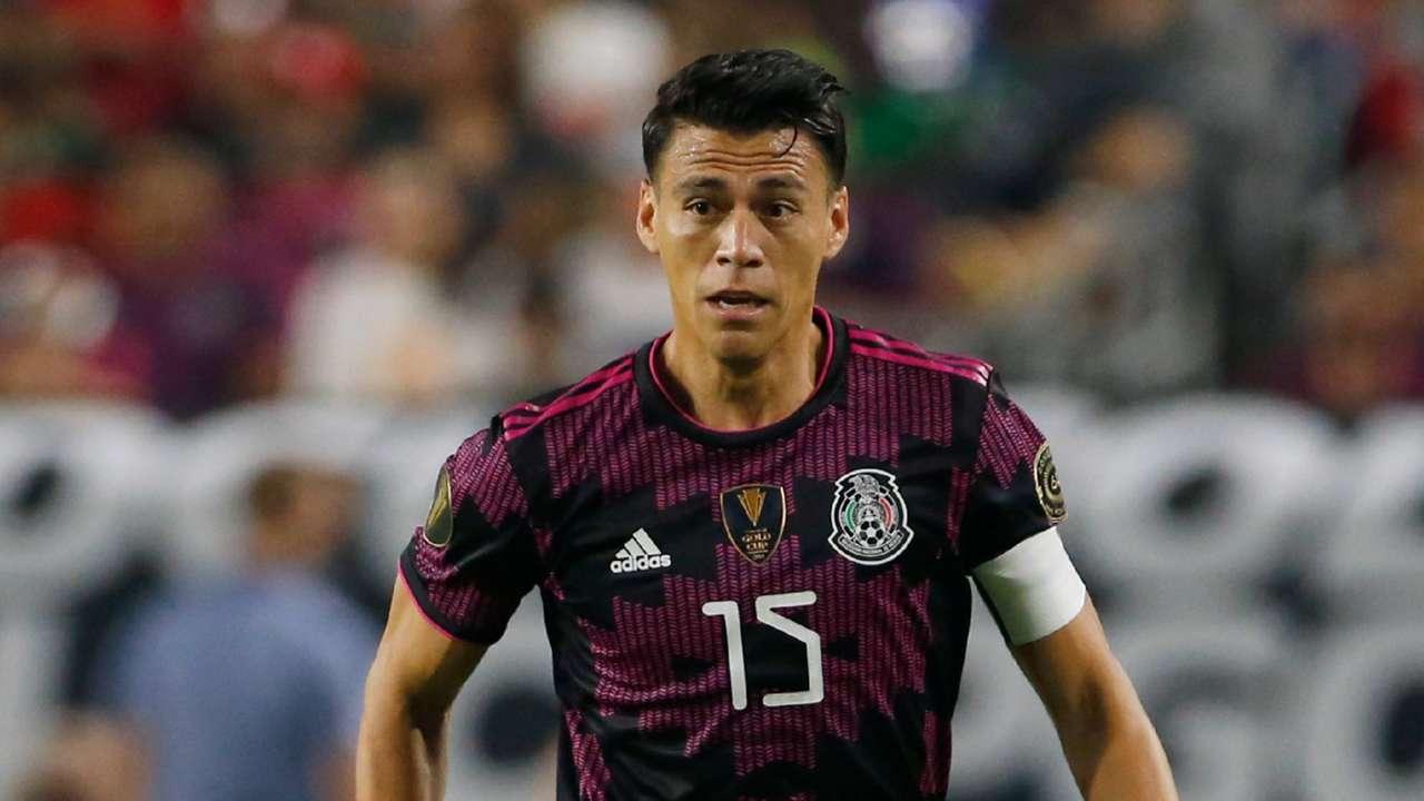 Moreno Mexico 2021 Gold Cup