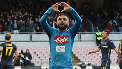Insigne Napoli Sampdoria Serie A