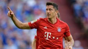 Robert Lewandowski Bayern Munich 2019-20