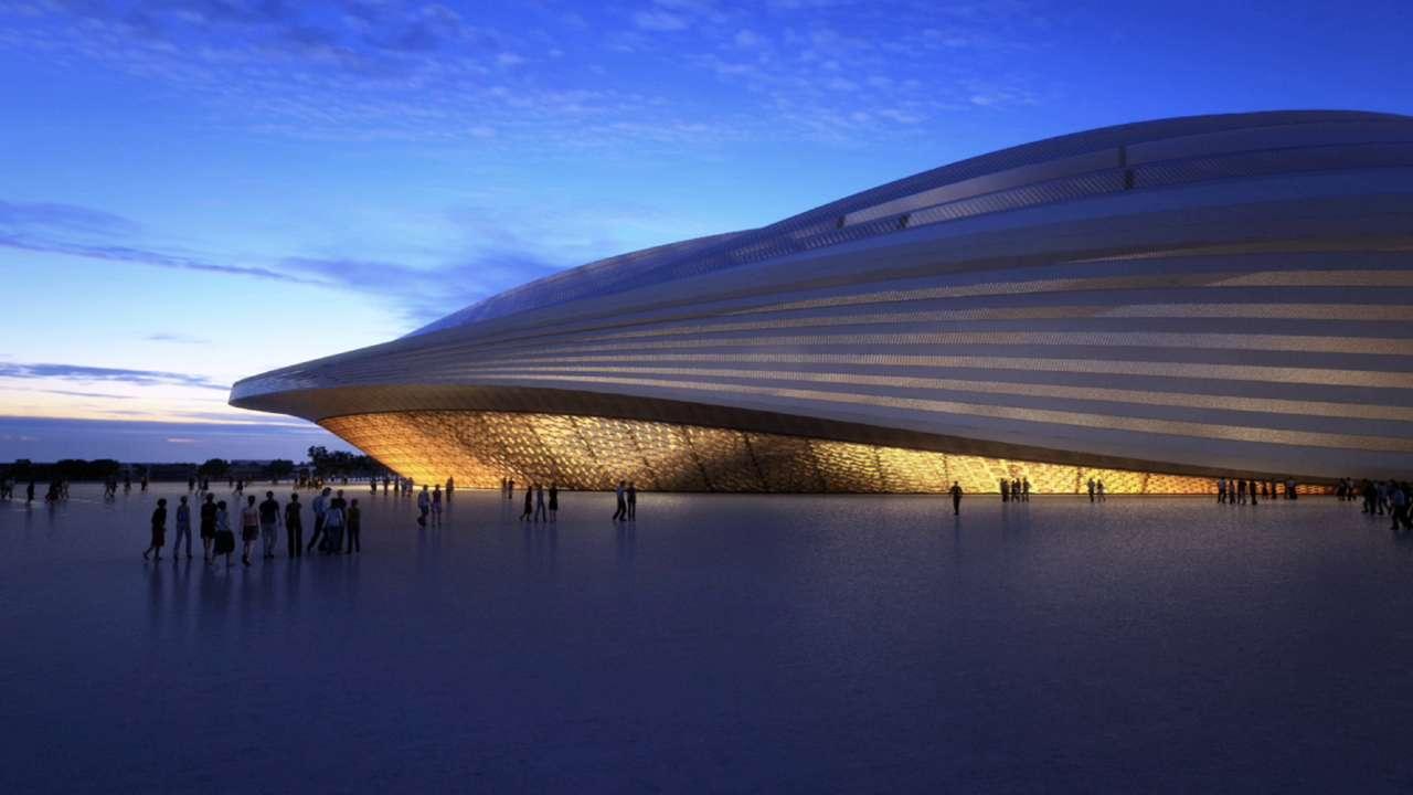 Al Janoub stadium Qatar