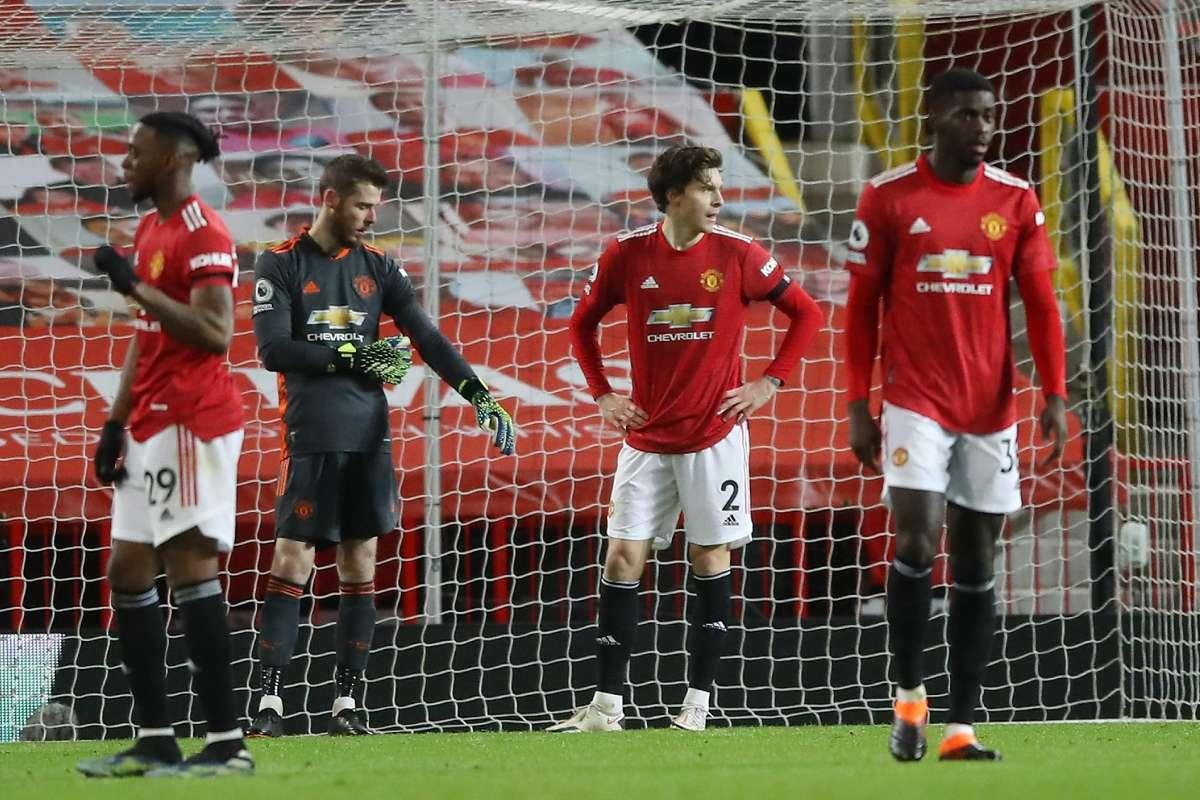 Man Utd's dodgy defending costs Solskjaer's side title momentum as Everton  snatch last-gasp draw   Goal.com
