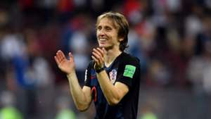 Luka Modric Croatia World Cup 11072018