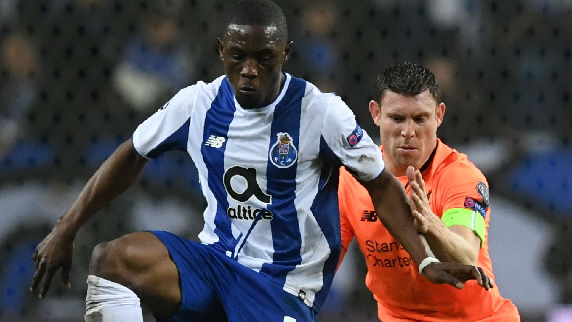 Waris joins Strasbourg from FC Porto