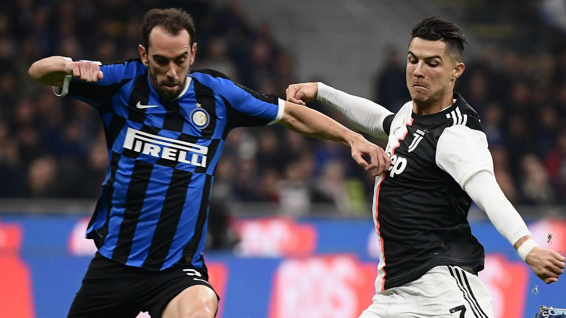 Juventus-Inter, le probabili formazioni: Ronaldo ci sarà, Eriksen ...