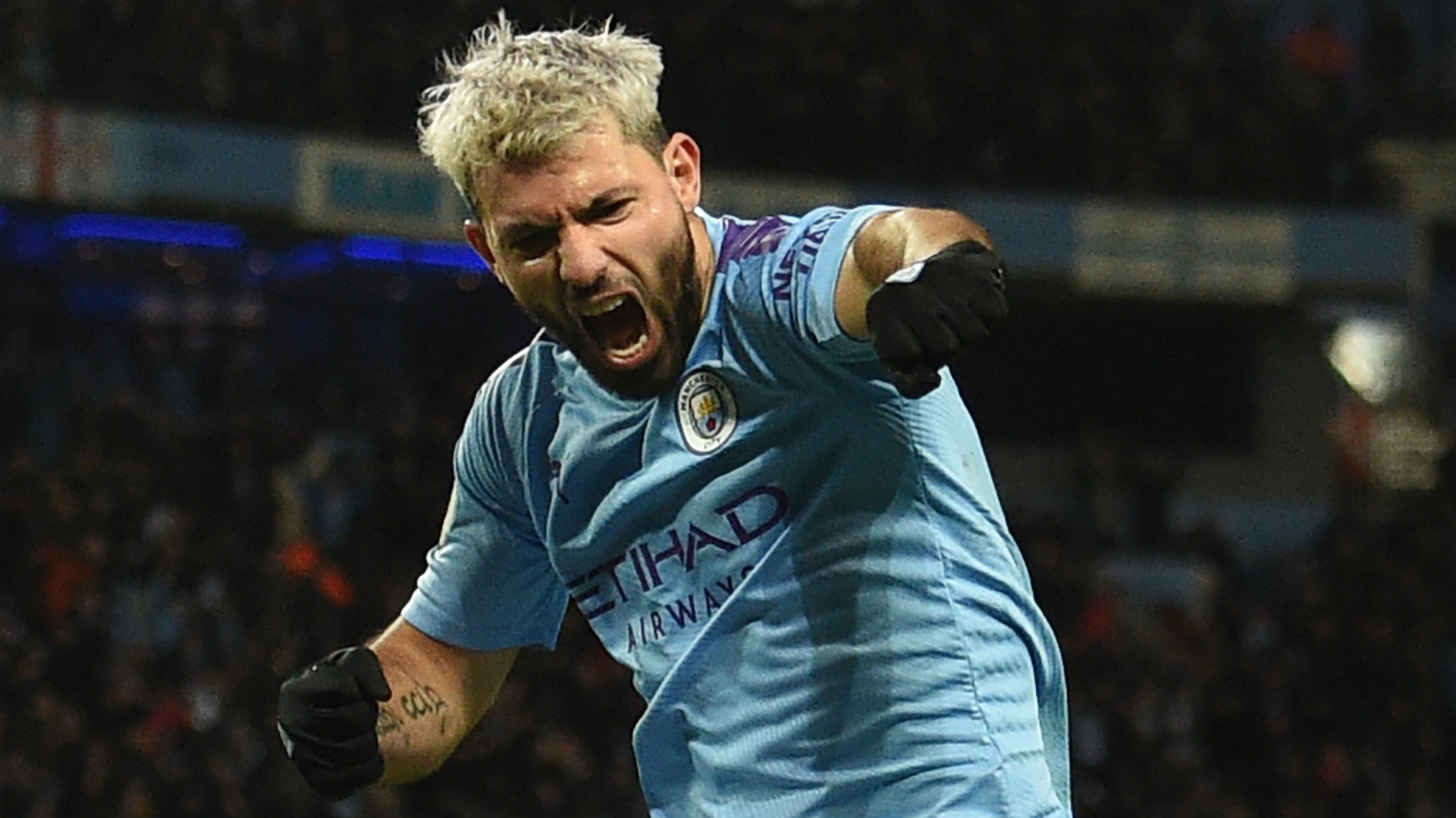 Sheffield-Manchester City 0-1, City remercie Aguero