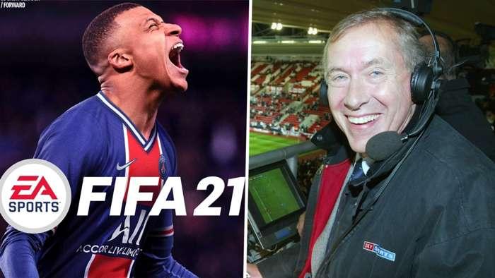 FIFA 21 Martin Tyler