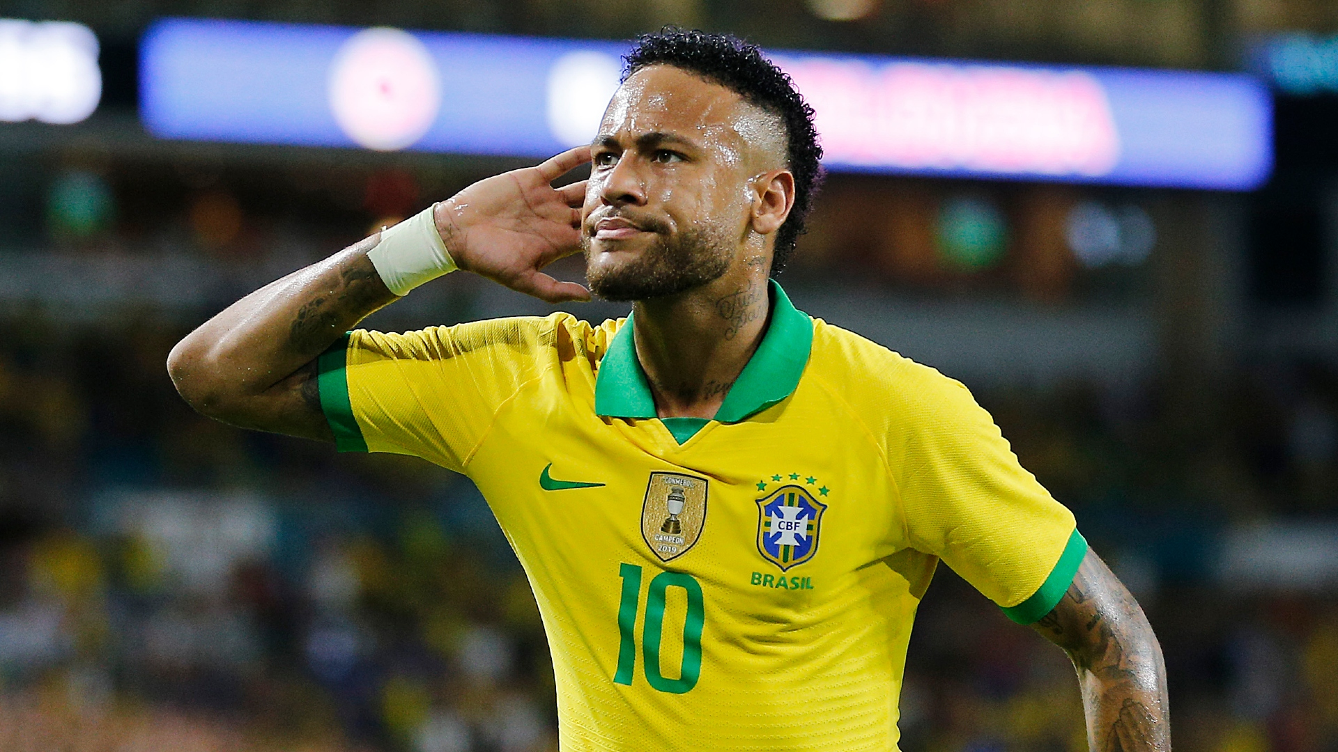 Jesus calls on Brazil to step up in Neymar's absence