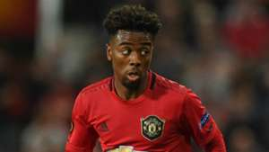 Angel Gomes Manchester United 2019-20