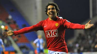 Carlos Tevez Manchester United 15052009
