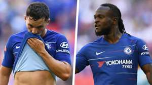 Danny Drinkwater Victor Moses Chelsea