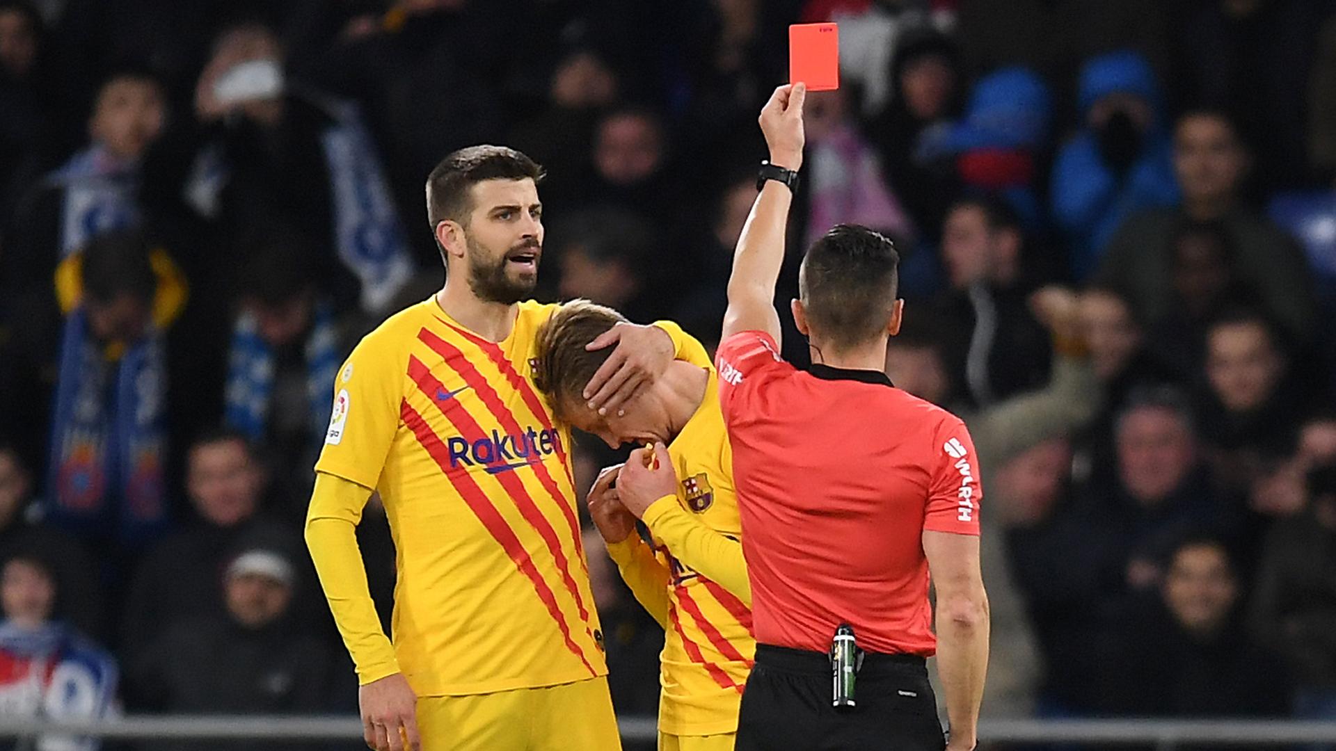 Barça, Pour Gullit, De Jong doit faire mieux.