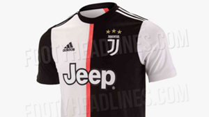 Juventus new shirt 2019-2020