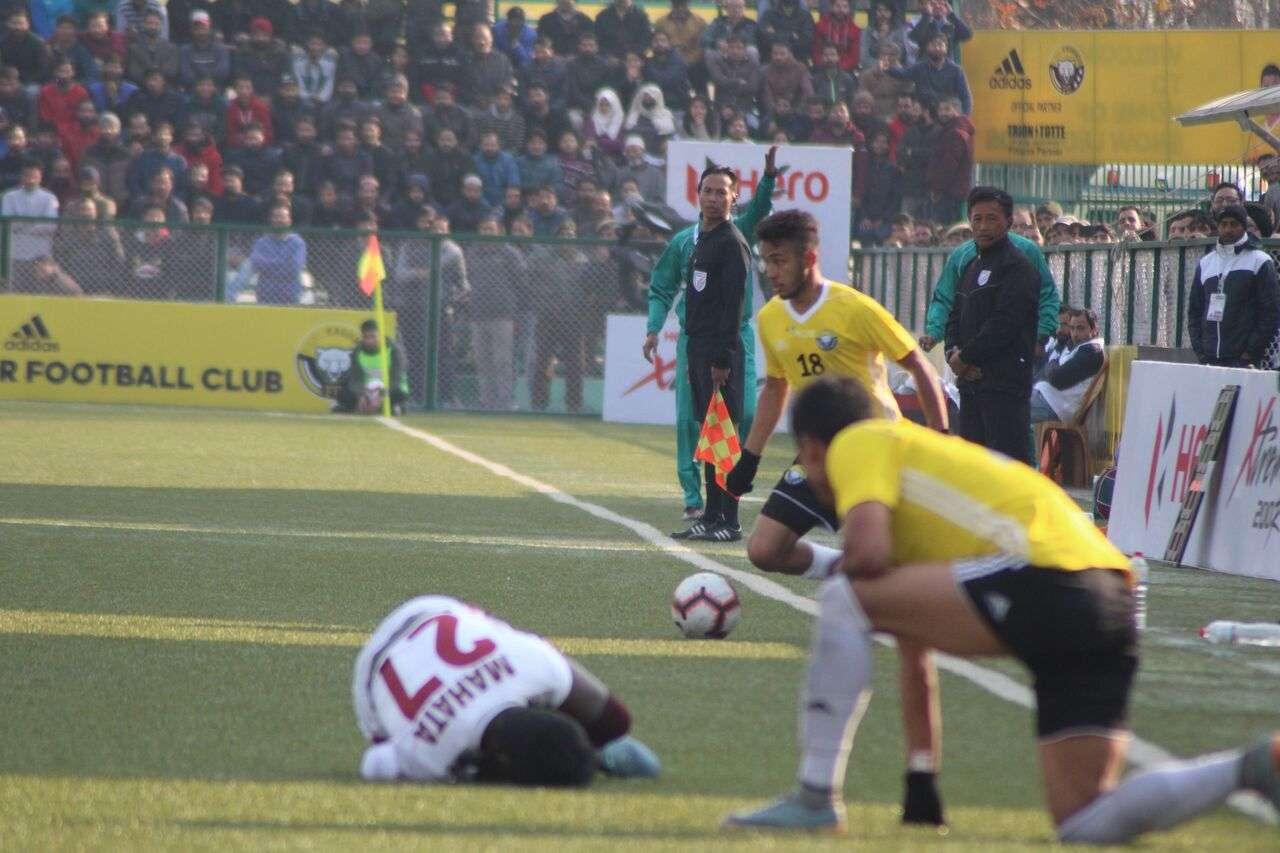 I-League 2018-19: Abhash Thapa, Sourav Das and Wayne Vaz grab ...