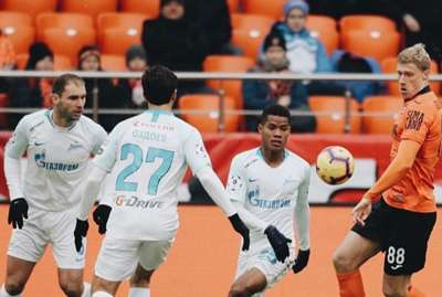 Wilmar Barrios Zenit 2019