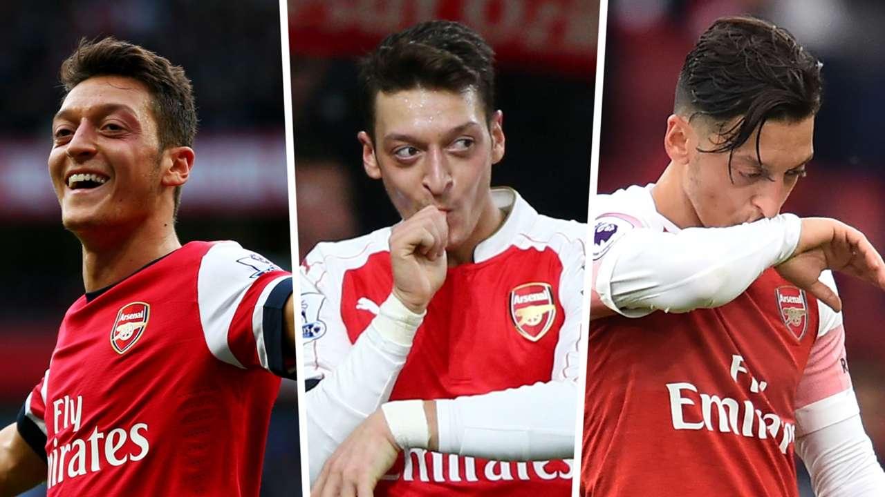 Mesut Ozil Arsenal GFX