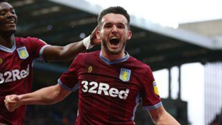 John McGinn Aston Villa 2018-19