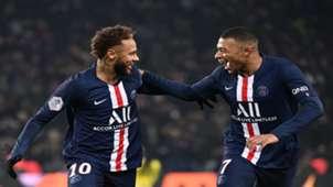 Mbappé Neymar - PSG Nantes