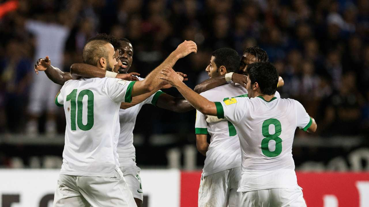 Thailand v Saudi Arabia World Cup qualifying 23032017