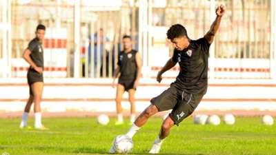 Hamid Ahdad Zamalek SC 11.12.2020