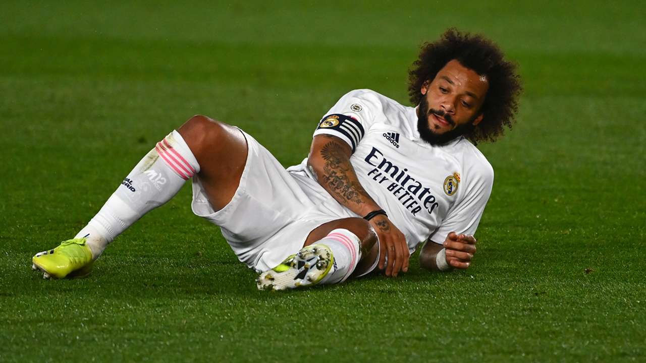 CNR: Marcelo Real Madrid 2020-21