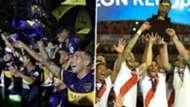 Boca River campeones titulos 2019 2020