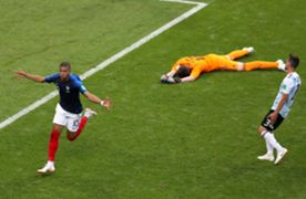 Kylian Mbappe France Argentina