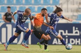 Air Force Club v Al Wahda