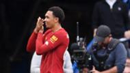 Trent Alexander-Arnold FIFA 20 Volta celebration 2019-20