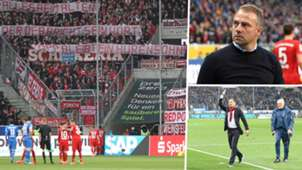 Bayern Munich protest