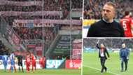 Bayern Munich protest