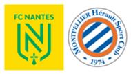 FC Nantes - MHSC, 4ème journée de Ligue 1, le 31 août 2019