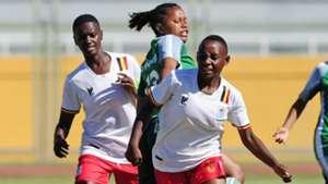 Uganda beat COmoros.